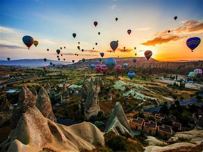 Her Hafta ve Bayramlarda Kapadokya Turu